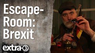 """""""Brexit-Room"""" – Das neue Escape-Spiel"""