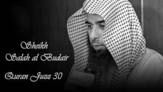 Gambar cover Sheikh Salah al Budair | Quran Juzz 30 | Juzz Amma