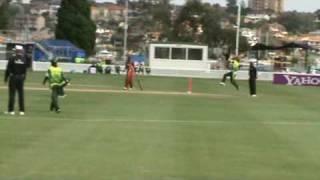 Pakistan Woman Cricket Qanita Jalil Bowling Super SIX GAME 1VS WI