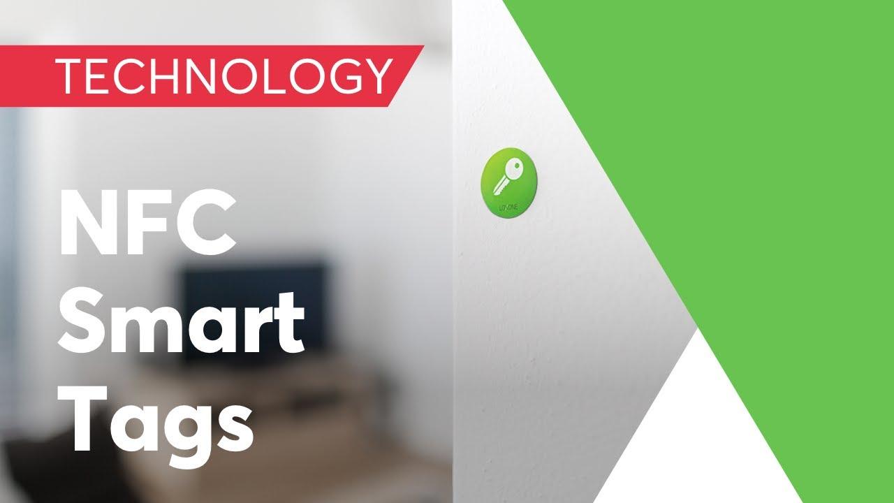 video NFC Smart Tags – Beschriftungssystem