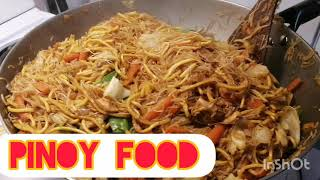 My recipe for today   #friednoodles  (Pansit)