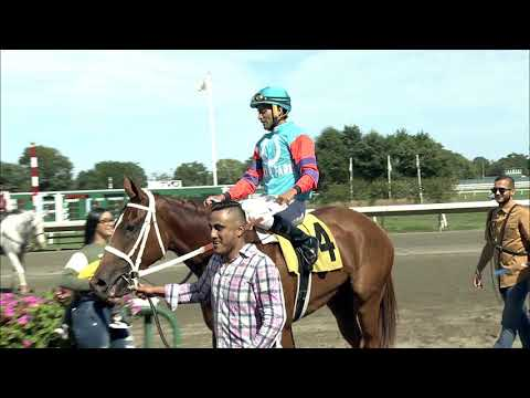 video thumbnail for MONMOUTH PARK 9-1-19 RACE 6