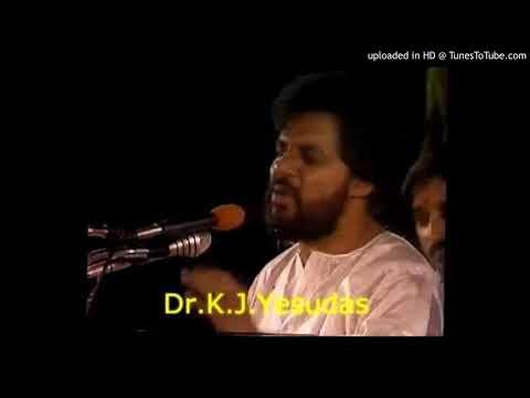 Kaarkoonthal kettilenthinu KJ Yesudas revival song hd