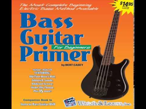 bass guitar music books