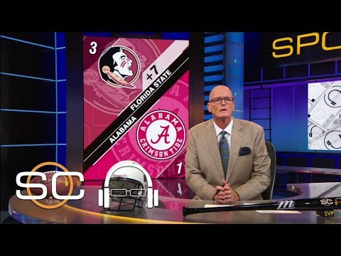 SVP shares his Winners of Week 1 of college football   SC with SVP   ESPN