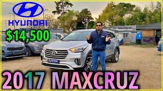 2017 Hyundai Maxcruz