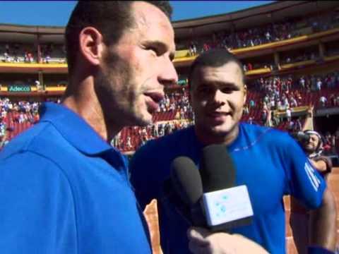 Davis Cup Interview: Michael Llodra
