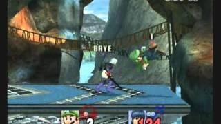 SSBB: Dr. Yogi (Mario) vs Chaser (Marth)
