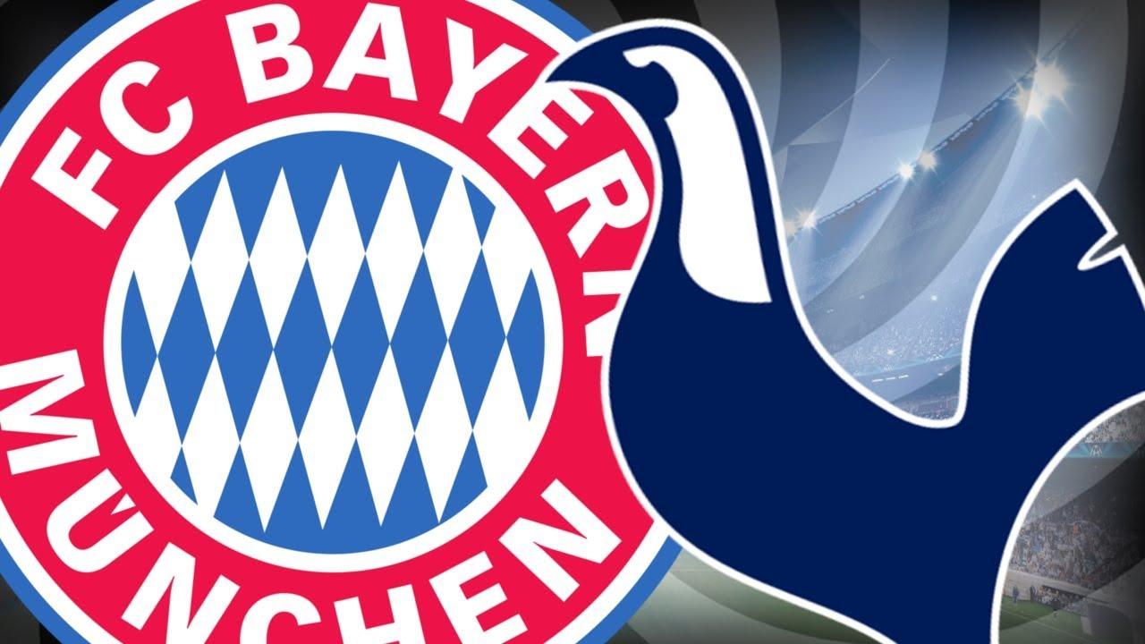 Totenham Bayern