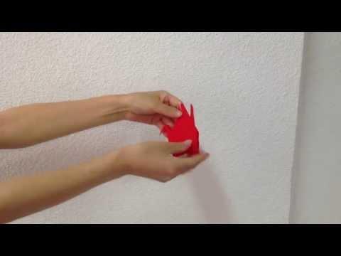 形状記憶されたクリーニングクロス プッチペット(PETI PETO)