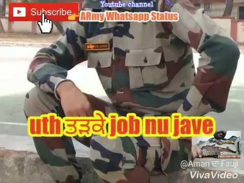 Mithi jail || TEJU KAHLON  Bapu tera putt nikama new  Whatsapp status #ArmyWhatsappStatus