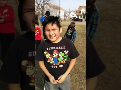 Neighborhood Children request to Cicero Town Officials.