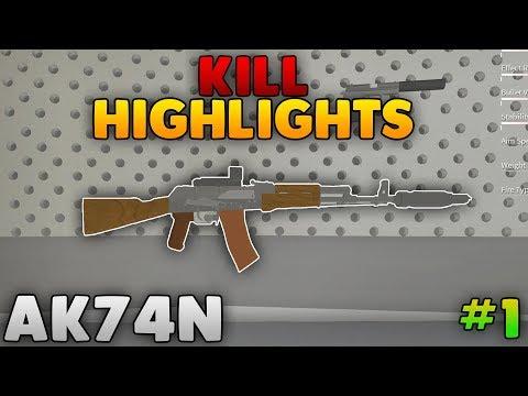 Operation Scorpion [BETA] - AK74N KILL HIGHLIGHTS!! (Casuals)