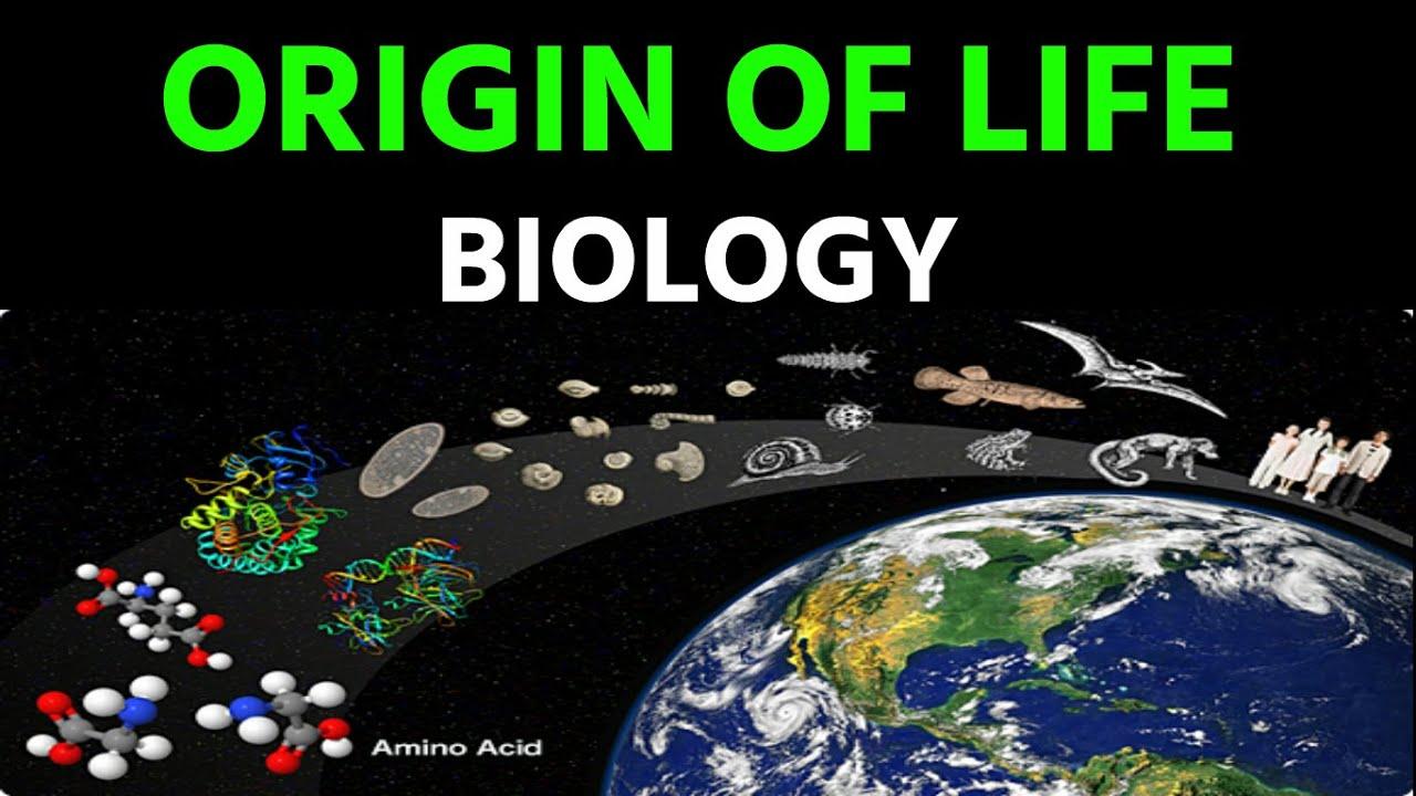 ORIGIN OF LIFE chapter-7 (SSC , UPSC , NDA , CDS , State ...