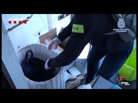 Detenidos dos ancianos por cometer dos atracos a bancos en Barcelona
