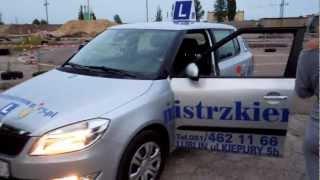 Skoda Fabia - czynności kontrolno - obsługowe - Lublin
