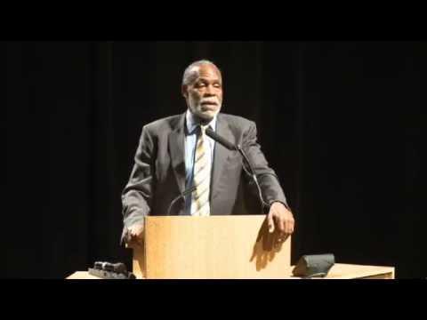 2015 MLK Series Keynote Danny Glover: Creativity and Democracy: Social Change Through the Arts