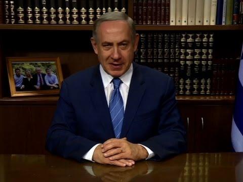 Israeli Prime Minister Congratulates Trump