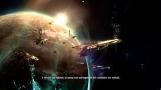 Killzone: Shadow Fall - Opening Terracide Petrucite Destruction of Helghan, Vekta in Turmoil Scene