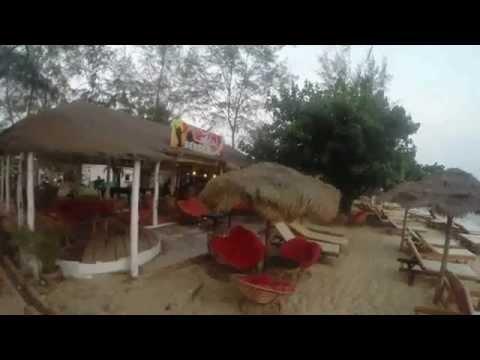 Cambodia Sihanoukville - Otres Beach 2013