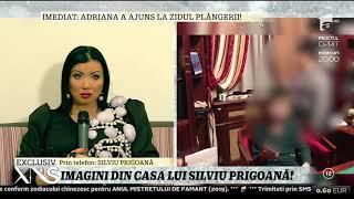 EXCLUSIV! Imagini din casa lui Silviu Prigoana!