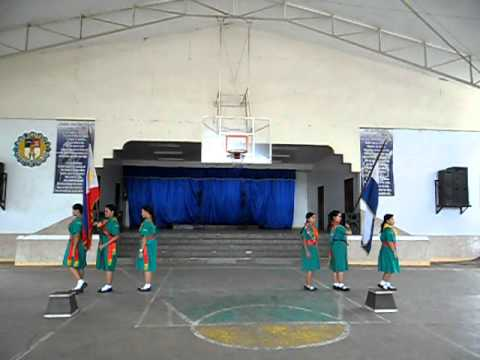 GSP Color Ceremony (Indoor) by Xavier University (Ateneo de Cagayan) Girl Scouts