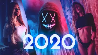 Techno 2020 🔹 HANDS UP New Years Bash Music Mix [6h Best of Megamix] ✨