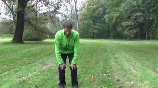 Cvičení na bolesti kolen. Automasáž na bolest kolen.