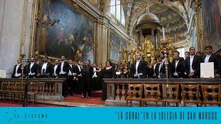 Las voces de la Coral Nacional Simón Bolívar se hicieron sentir durante una celebración religiosa en la Iglesia San Marco de Milán. Ese 25 de agosto de 2015, ...