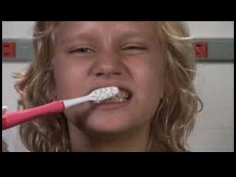 Dental Health : How to Brush Your Teeth