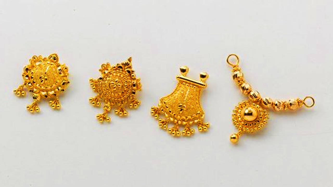 Light weight 22k gold pendant designs part 01 youtube light weight 22k gold pendant designs part 01 aloadofball Choice Image