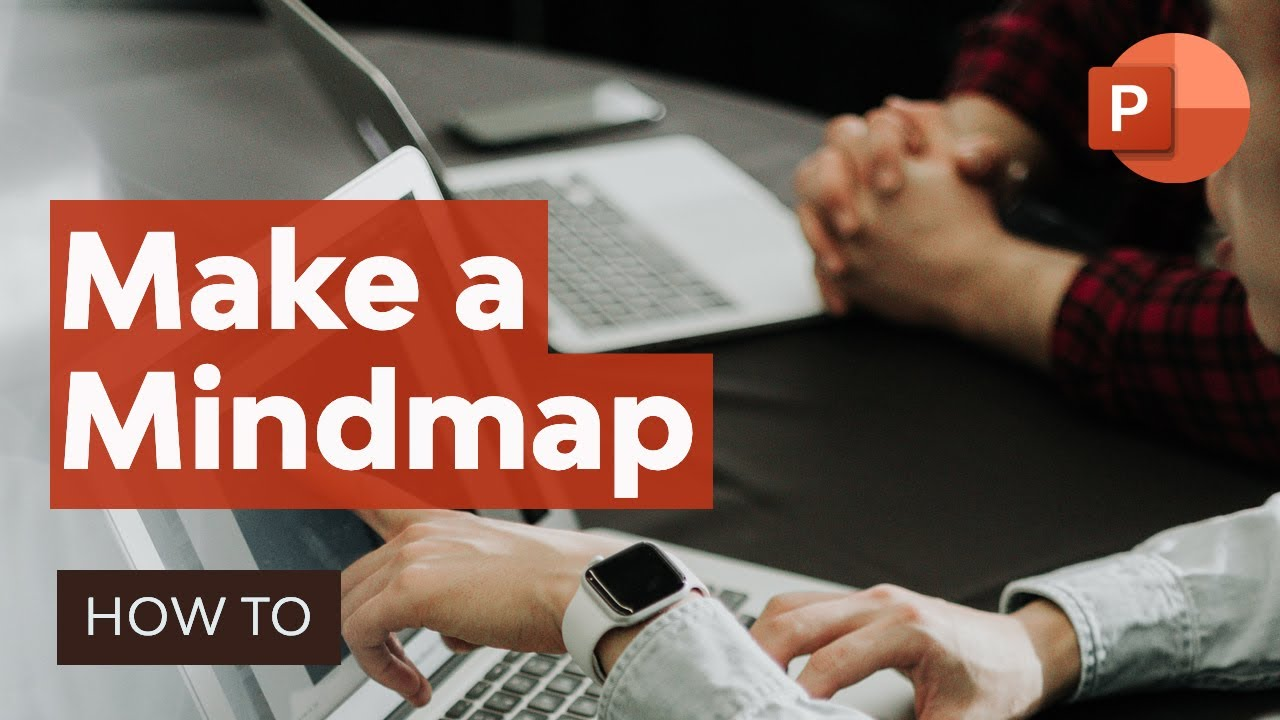 How to Make a Mindmap on PowerPoint in 60 Seconds