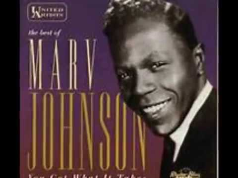 You've Got To Move Two Mountains  -  Marv Johnson