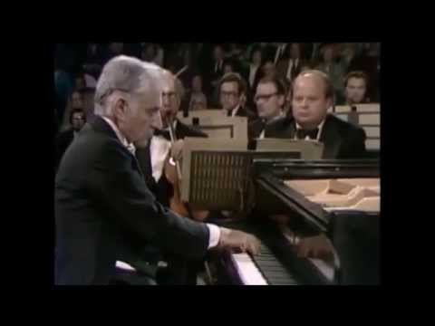 George Gershwin  Rhapsody in Blue  Leonard Bernstein, New York Philharmonic 1976