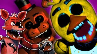 O PIOR DESAFIO DA ULTIMATE CUSTOM NIGHT! 😱 FNAF - HUEstation