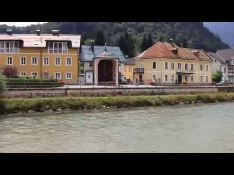 Traun river - Bad Ischl - Upper Austria