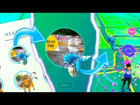 NEW TRACKING SYSTEM GAMEPLAY! Using SF Pokemon Go Tracking System for Rare Pokemon!
