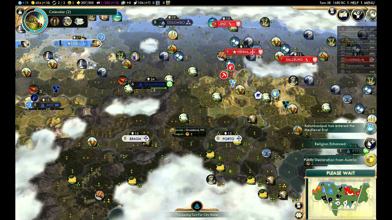 how to stop a culture victory civ 5