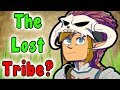 Zelda: Breath Of The Wild - The MYSTERIOUS Lost Tribe?