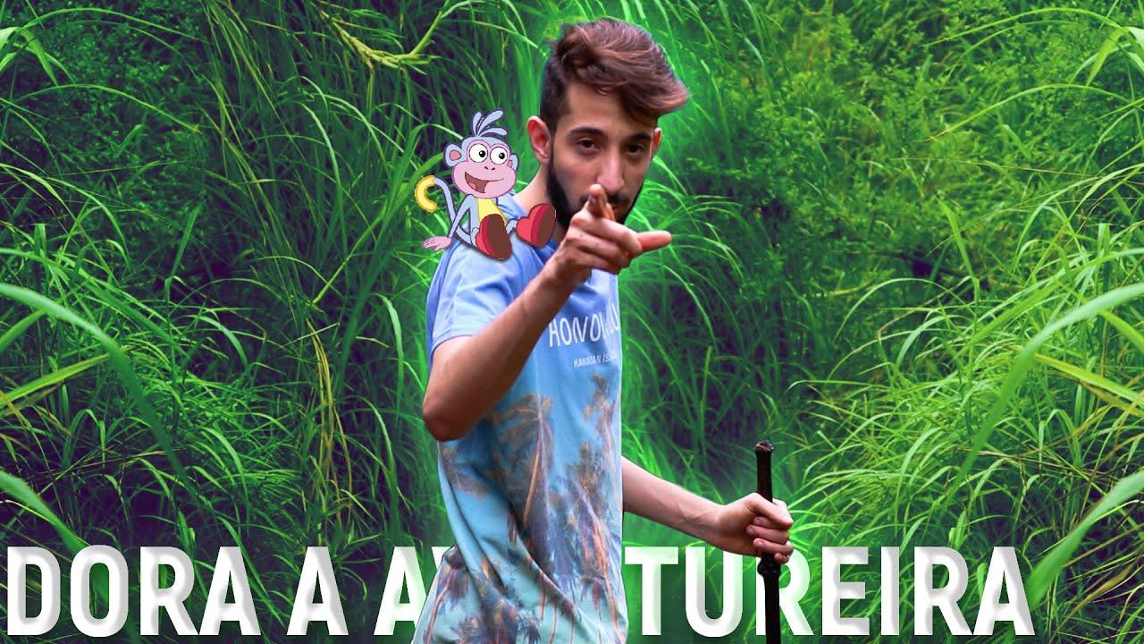 Churrascão de respeito & Dora Aventureira explorando o mato