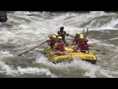 2017 Urlaub Rafting in Sambia - Sambesi - South Africa