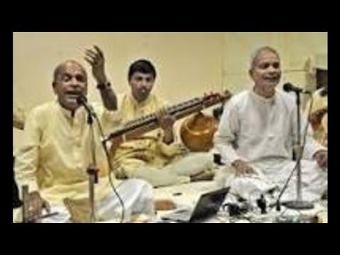 Hyderabad Brothers-Dasarathi Nee Runamu-Adi-Todi-Thyagaraja Mp3
