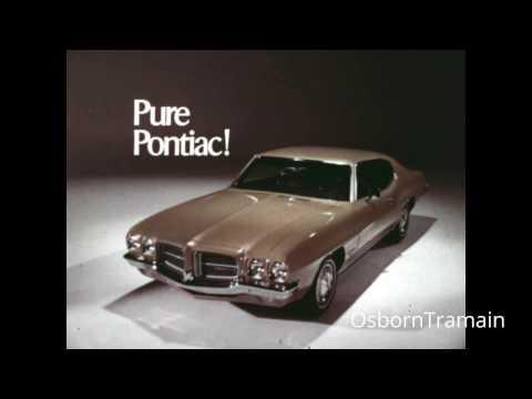 1971 Pontiac LeMans T37 Commercial - Better COLOR