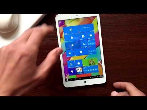 PENTA Обзор самого дешевого планшета на Windows10 с AliExpress