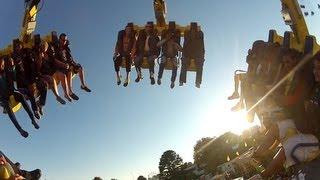 Freak Out Amusement Ride, Аттракцион, GoPro Hero2 POV 1/1