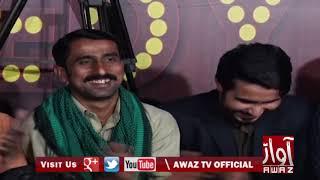Awaz Comedy Club Arshad Mehmood             25 01 2019