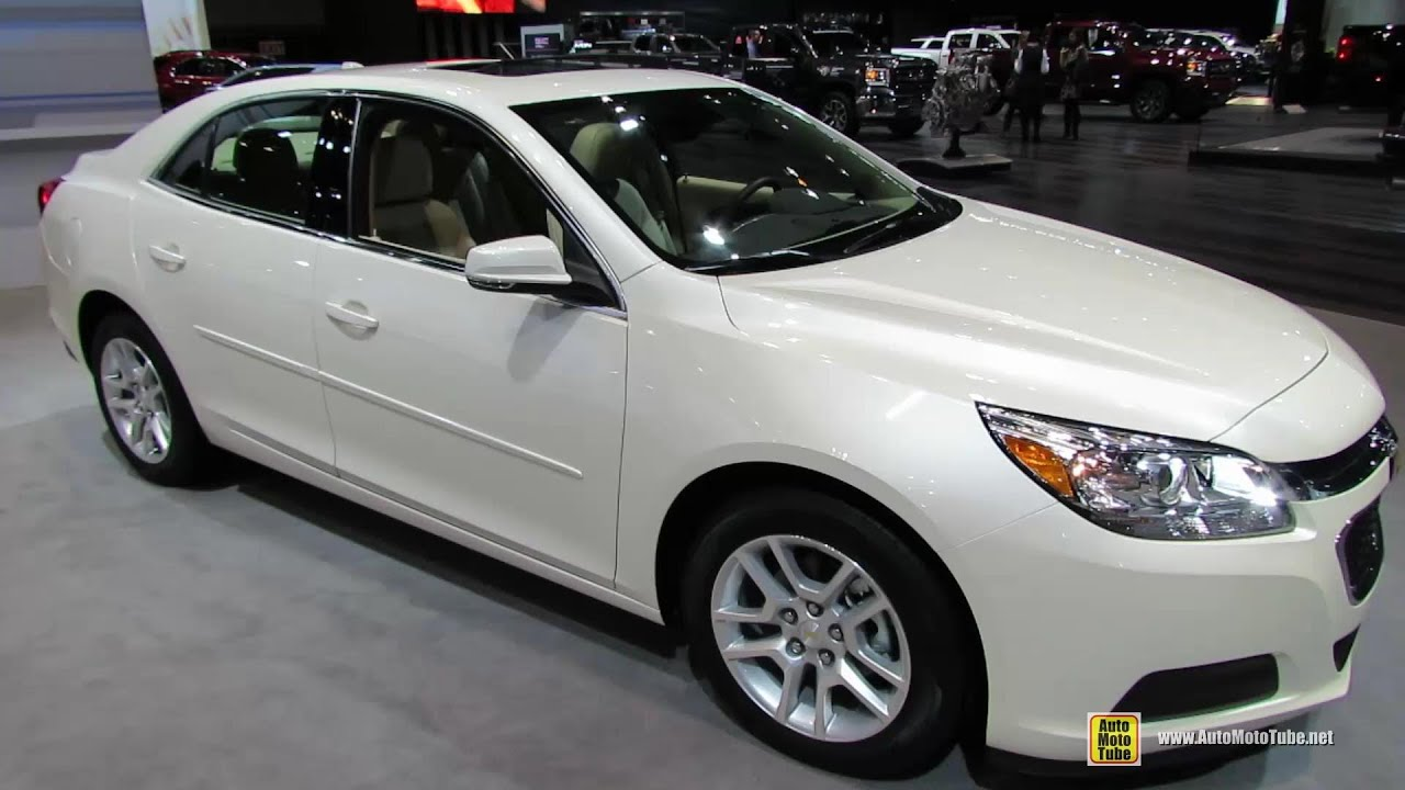 2014 chevrolet malibu lt exterior and interior walkaround 2014 chicago auto show youtube. Black Bedroom Furniture Sets. Home Design Ideas