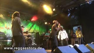 Derajah - 2/2 - Legalize It - Reggae Jam 2014