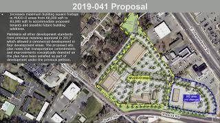 Charlotte City Zoning Meeting - April 15, 2019