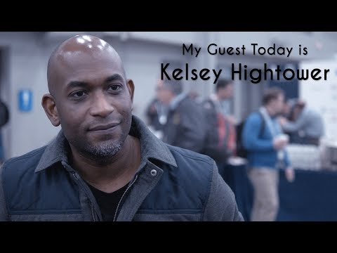 Kelsey Hightower on Kubernetes, open source and his own journey as a developer